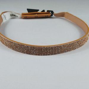 New Skinny Gem Waist Belt